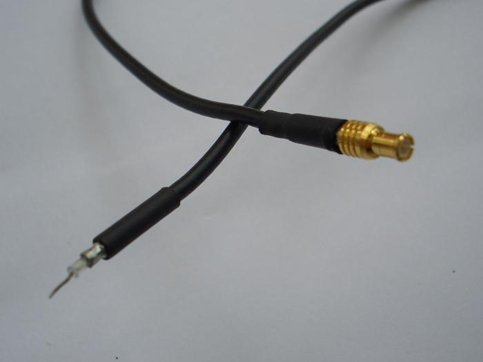 同轴连接器,射频连接线,ipex同轴连接器和连接线以及极细同轴连接线